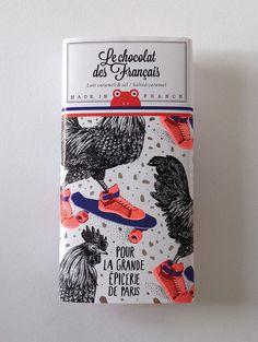 Le Chocolat des Français on Behance