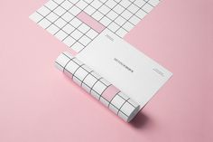 second choice branding luxury pink visual identity corporate design stationery designblog mindsparklemag noeeko studio luxus deluxe packagin