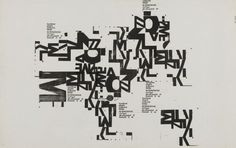 10 weingart poster by wolfgang weingart #white #black #and #type #layout #typography