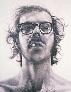 Big Self Portrait 1967-1968 Chuck Close