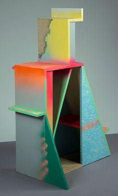 Mel Nguyen | Arcademi #wood #paint
