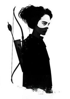 sekigan:  Ruben Ireland | Under the Influence | Pinterest