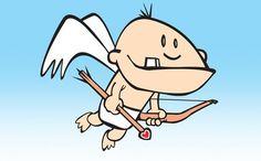 Cupid #illustration #cupid