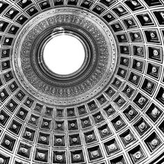 ROME IN BLACK & WHITE on the Behance Network #rome #white #black #photography #and #dome
