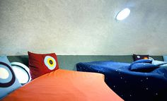 The UFO Hotel in Sweden