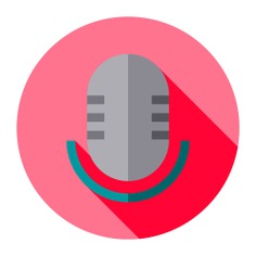 See more icon inspiration related to sing, audio, ui, music and multimedia, hobbies and free time, Tools and utensils, karaoke, singer, microphones, conference, song, voice, microphone, bar, tools, tool and music on Flaticon.