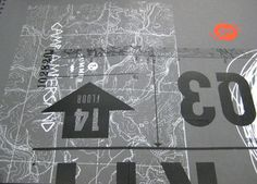 Davies Garage www.mr cup.com #type #design #poster