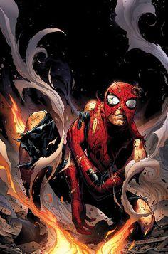 X__X       #spiderman #wrecked