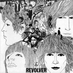 beatles-revolver.jpg (500×500) #album #beatles #the #cover #revolver