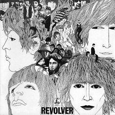 beatles-revolver.jpg (500×500) #album #beatles #the #cover #revolver