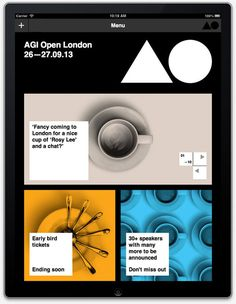 Spin — AGI Open #digital