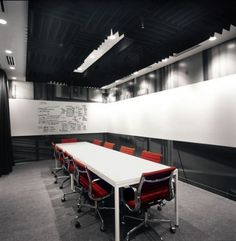 WANKEN - The Blog of Shelby White #interior #office #design #facebook #industrial #architecture