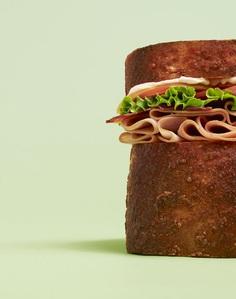 Panera Sandwich food still life