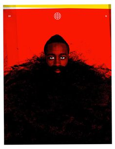 Fear the beard. Feard. #harden #james harden #nba #beard