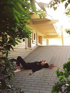 Lifestyle Photography by Ben Pier (19) #house #laying down #girl #sun