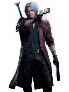 Here is one more Costume of Newly Released Game, Devil May Cry V of Dante Character. The Character is Wearing this Awesome Maroon Leather Coat. #devilmaycry5 #dante #leathercoat #marooncoat #videogame #costume #cosplay #videogamecostume #fashion #new #latest