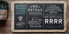 Brandon Printed - Webfont & Desktop font « MyFonts