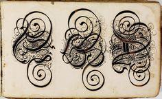 All sizes | Kalligraphische Schriftvorlagen von Johann Hering zu Kulmbach - Johann Hering 1624-1634 (Bamberg) f | Flickr - Photo Sharing! #type