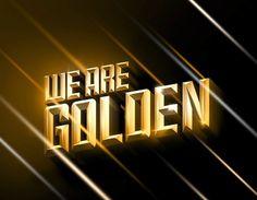 Black Diamond #golden #typography