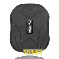 LEKEMI #TK905 #Strong #Magnet #GPS #Tracker #- #BLACK