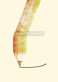 Beauty in a broken thing. #pencil #broken