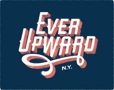 Dan Cassaro – Young Jerk | FormFiftyFive – Design inspiration from around the world #graphic design #typography #vintage #logo #new york