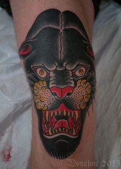 panther tattoo | Tumblr