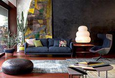 Fantastic Upholstered Furniture by Moroso - #design, #furniture, #modernfurniture, design, furniture, #sofa