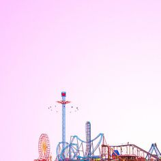 Candy-Colored Minimalism Photography – Fubiz™ #photo