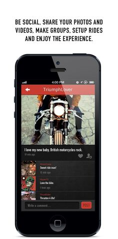 IRONSIDE #ux #design #graphic #ui #iphone #app