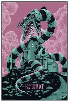 taylor beetlejuice #illustration #poster design #beetlejuice