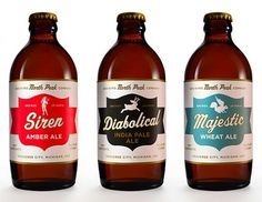 Northern United Brewing Company : Lovely Package . Curating the very best packaging design.
