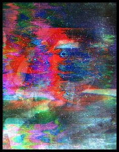 Yoshihide Sodeoka | PICDIT #artwork #design #glitch #art