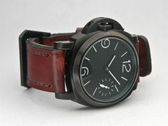 Panerai #clean #panerai #leather #watch
