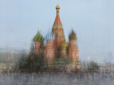 The Tourist's Totem | Blog | COLORS Magazine #photography #layering #moscow #kremlin #overlay