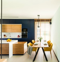 Family House in Poland Connects with the Outdoors - InteriorZine