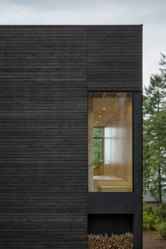 Little House | Black Cabin by MW Works