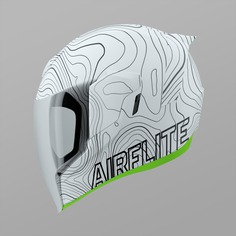 Icon Motorsports- Airflite Vector - Mindsparkle Mag Alex Lazaris & Jason Vestri designed the Icon Motorsports- Airflite Vector. #logo #packaging #identity #branding #design #color #photography #graphic #design #gallery #blog #project #mindsparkle #mag #beautiful #portfolio #designer