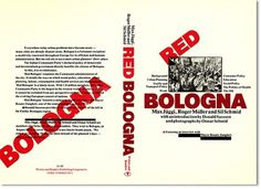 Red Bologna « Richard Hollis Design Works #design #book #typography