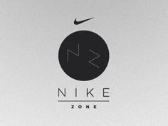 Dribbble - Nike Zone 2 by Noa Emberson #modern #noa #nike #identity #logo #basketball #emberson