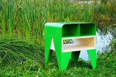 Frog Side Table / Nightstand by Nab Design #interior #design #table