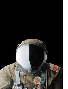Photography: Disportraits by Matthias Schaller | Daily Icon #space #astronaut #cosmonaut
