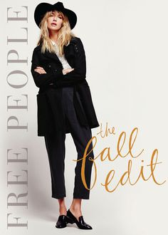 Free People Fall Booklet - Abby Wilhelm