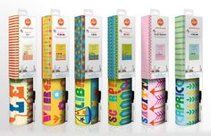 Jonathan Adler & WallPops Wall Art Line - The Dieline: The World's #1 Package Design Website -