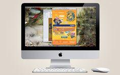 Tigres al Rescate 2011 on Behance #2011 #branding #refresh #illustrator #design #uanl #program #tigres #illustration #brand #rescate #donation #monterrey #logo #character #mailing