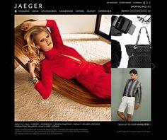 www.jaeger.co.uk on Web Design Served #fsdfdsfd