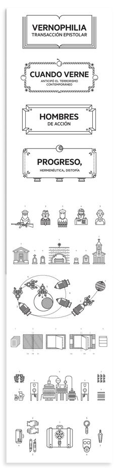 Jot Down nxc2xba3, Contemporary Culture Mag #illustration #icons