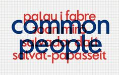 Esteve Padilla ➽ ohhh.ws #sketches #common #futuro #ohhh #people #futura #type #catala #typo #typography