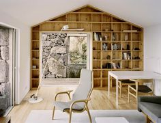 E/C House by SAMI Arquitectos #living #room #ideas #interiors