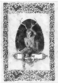 Bestiario Ilustrado - Lucifer - numanhoid #transfer #bipolartseis #lucifer #numanhoid